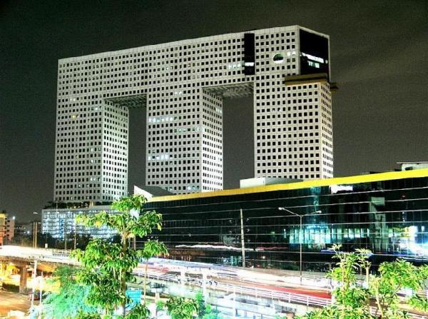 Iyarin@Tuk Chang Ratchayothin Hotel Bangkok
