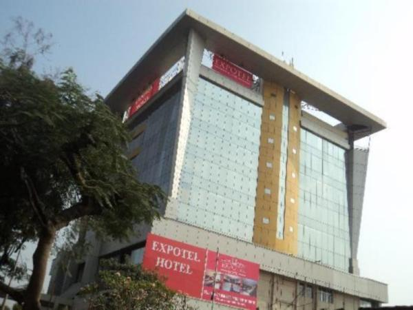 Hotel Lake View Expotel Hyderabad