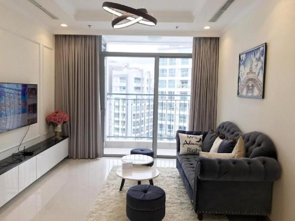 3BR LUXURY, GREAT VIEW, NEAR CENTER, FREE GYM&POOL Ho Chi Minh City