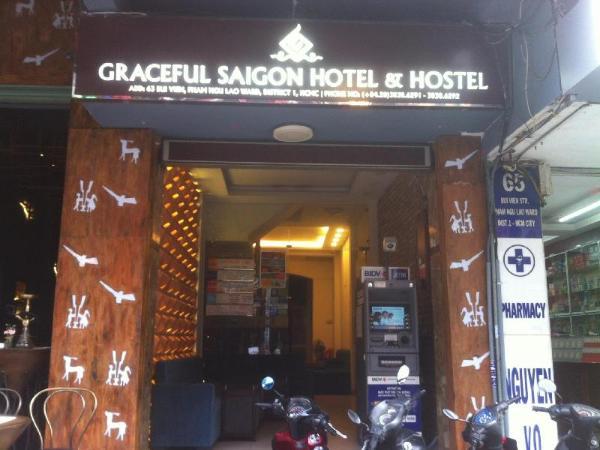 Graceful Saigon Hotel Ho Chi Minh City
