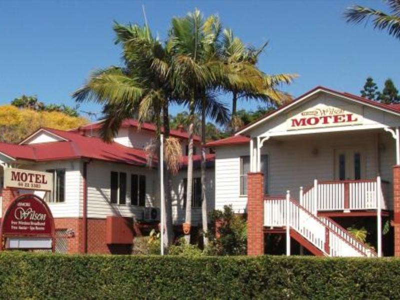 The Lismore Wilson Motel