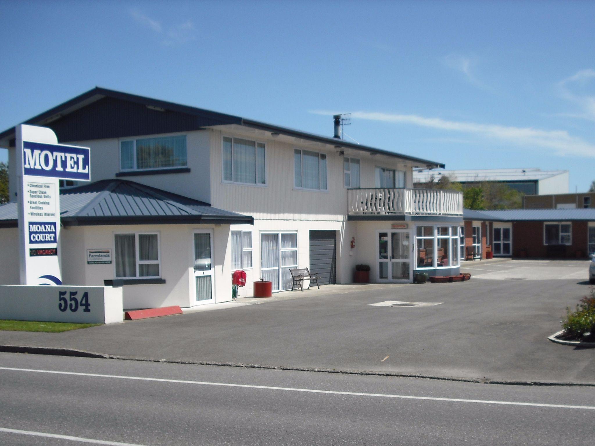 554 Moana Court Motel