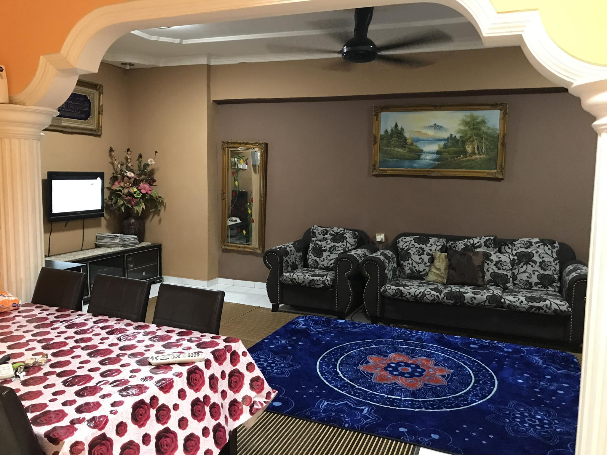Bandar Tasik Selatan Guesthouse @ Desa Tasik Apartment