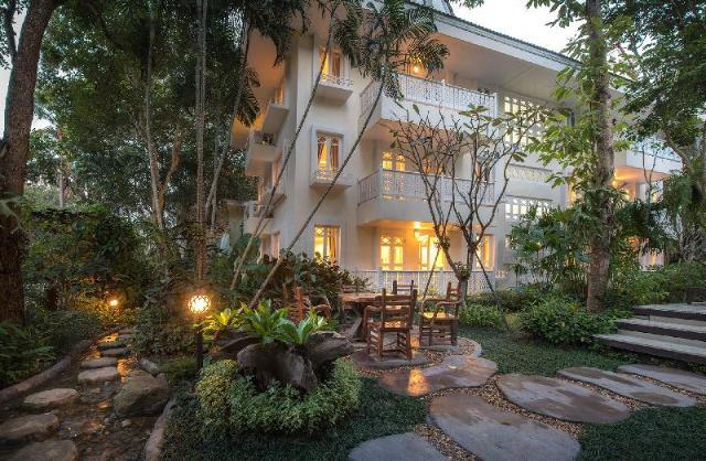 ครีลินน์ ช่างเคี่ยน บูทีก รีสอร์ต – Kreelinn Changkhian Boutique Resort