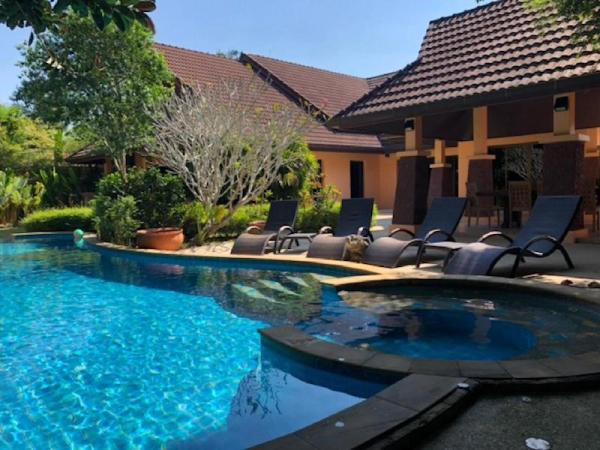 Baan Zoe Luxury Private Pool Villa Krabi