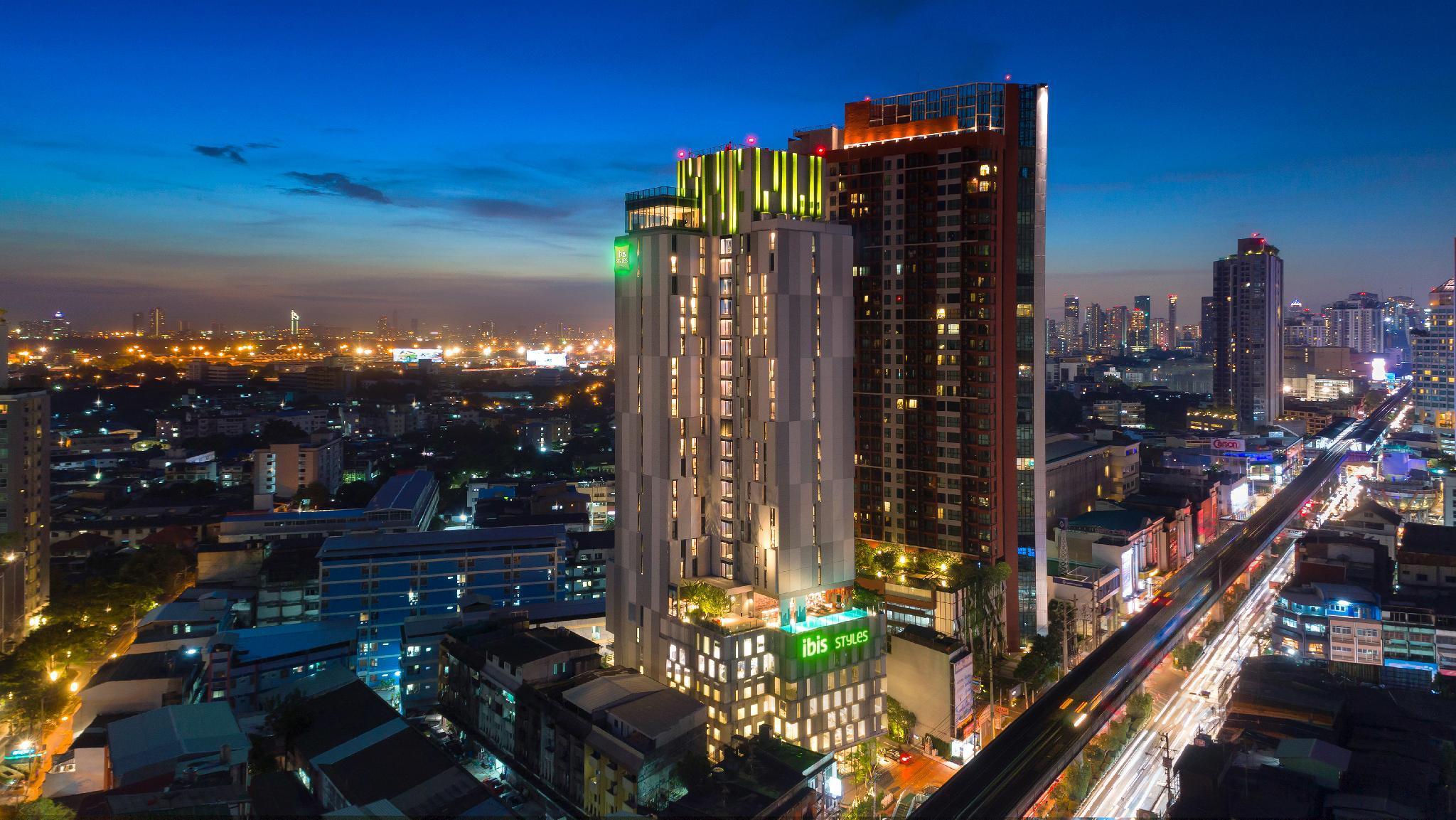 Ibis Styles Bangkok Sukhumvit Phra Khanong - Bangkok