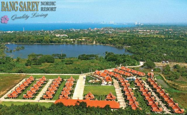 บางเสร่ นอร์ดิก รีสอร์ต – Bang Sarey Nordic Resort