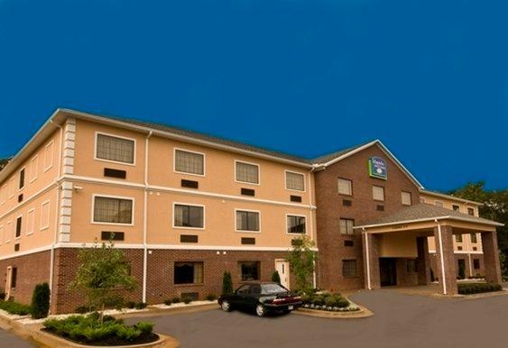 Magnolia Inn And Suites Olive Branch
