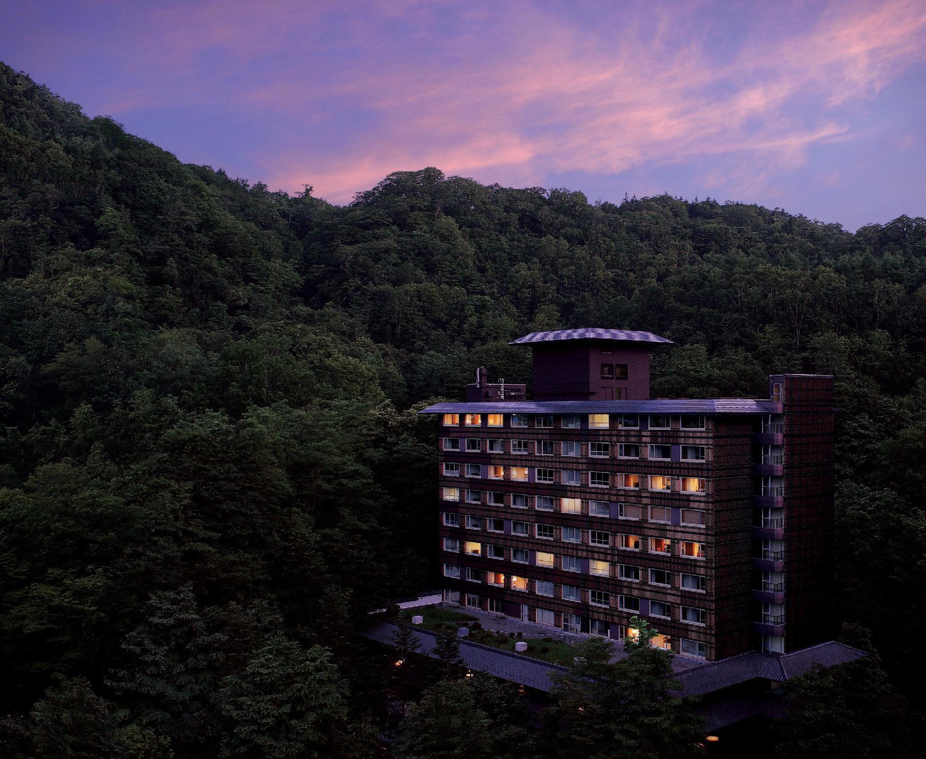 Boro Noguchi Noboribetsu Hotel