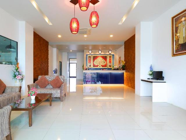 ไทมส์ ศรี บูติค โฮเต็ล – Times Sri Boutique Hotel