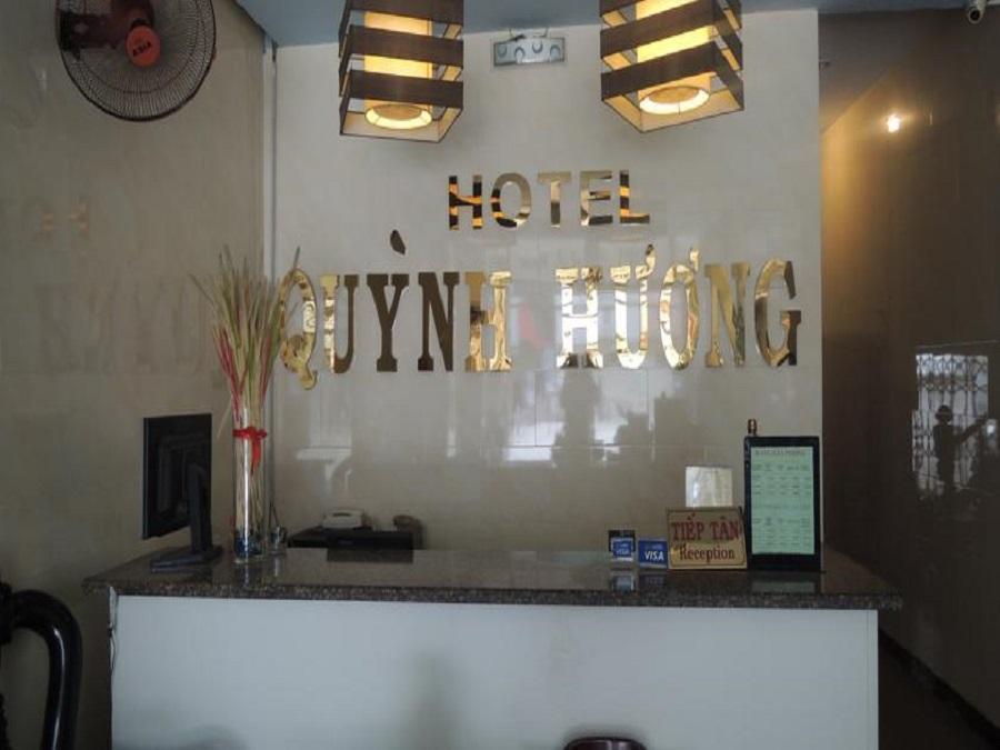 Quynh Huong Hotel   Phan Dang Luu Street
