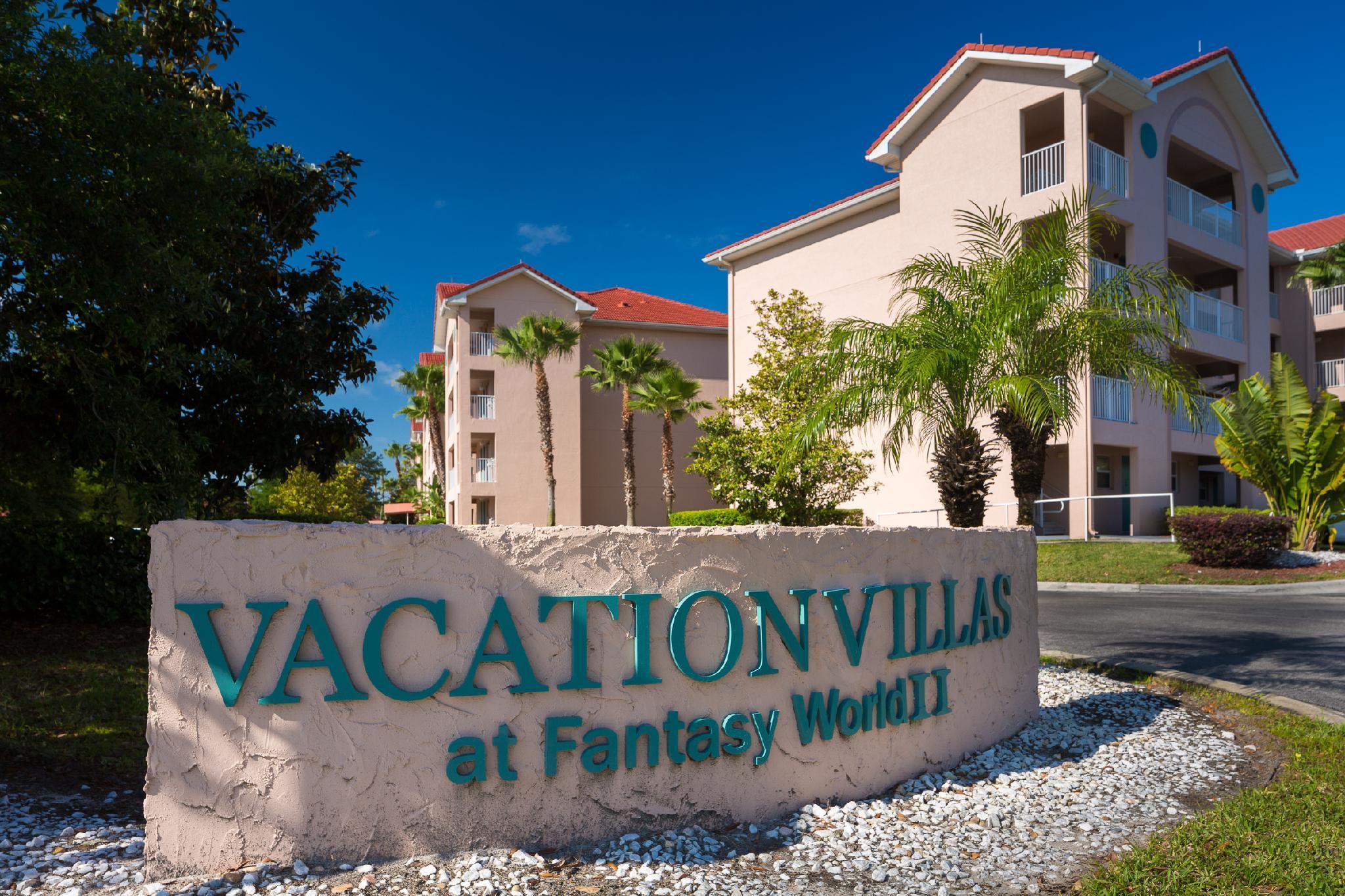 Vacation Villas At FantasyWorld Two