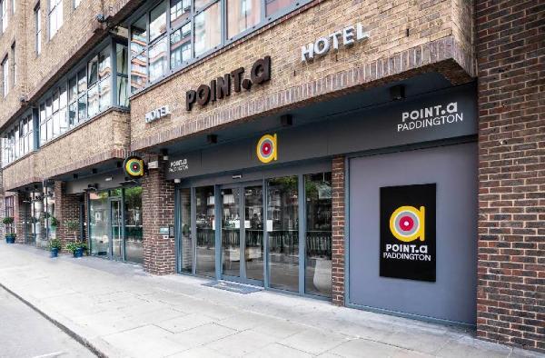 Point A Hotel London Paddington London