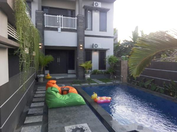 Villa Rose Legian Bali