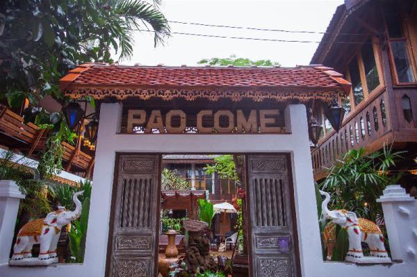 Pao Come Boutique House Chiang Mai
