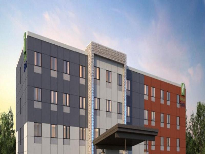 Holiday Inn Express And Suites   Kirksville   University Area