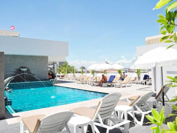 Flipper House Hotel Pattaya