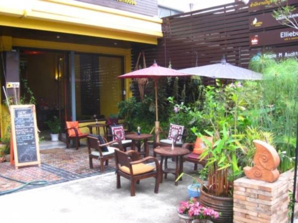 Elliebum Cafe & Guesthouse Chiang Mai