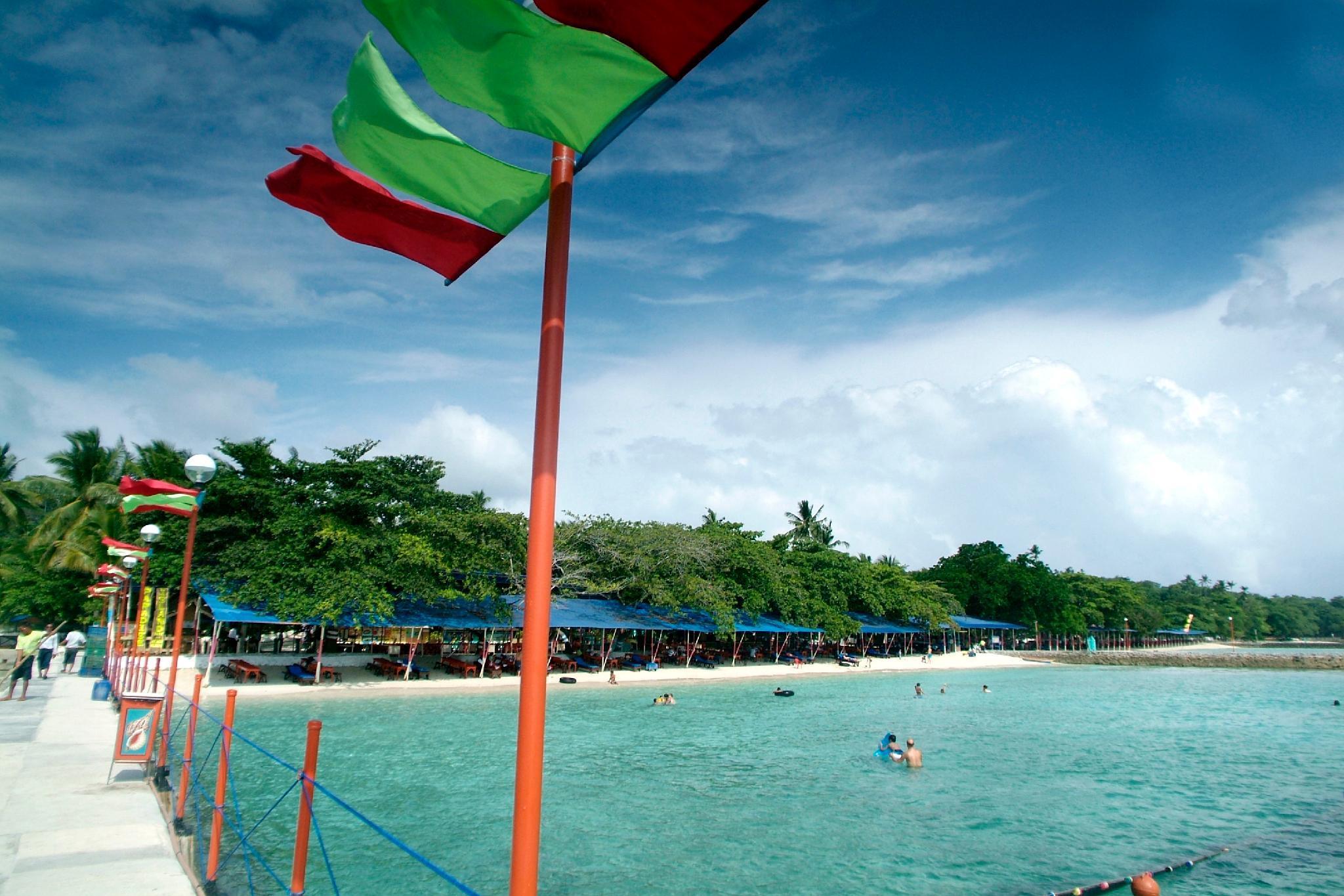 Paradise Island Park And Beach Resort