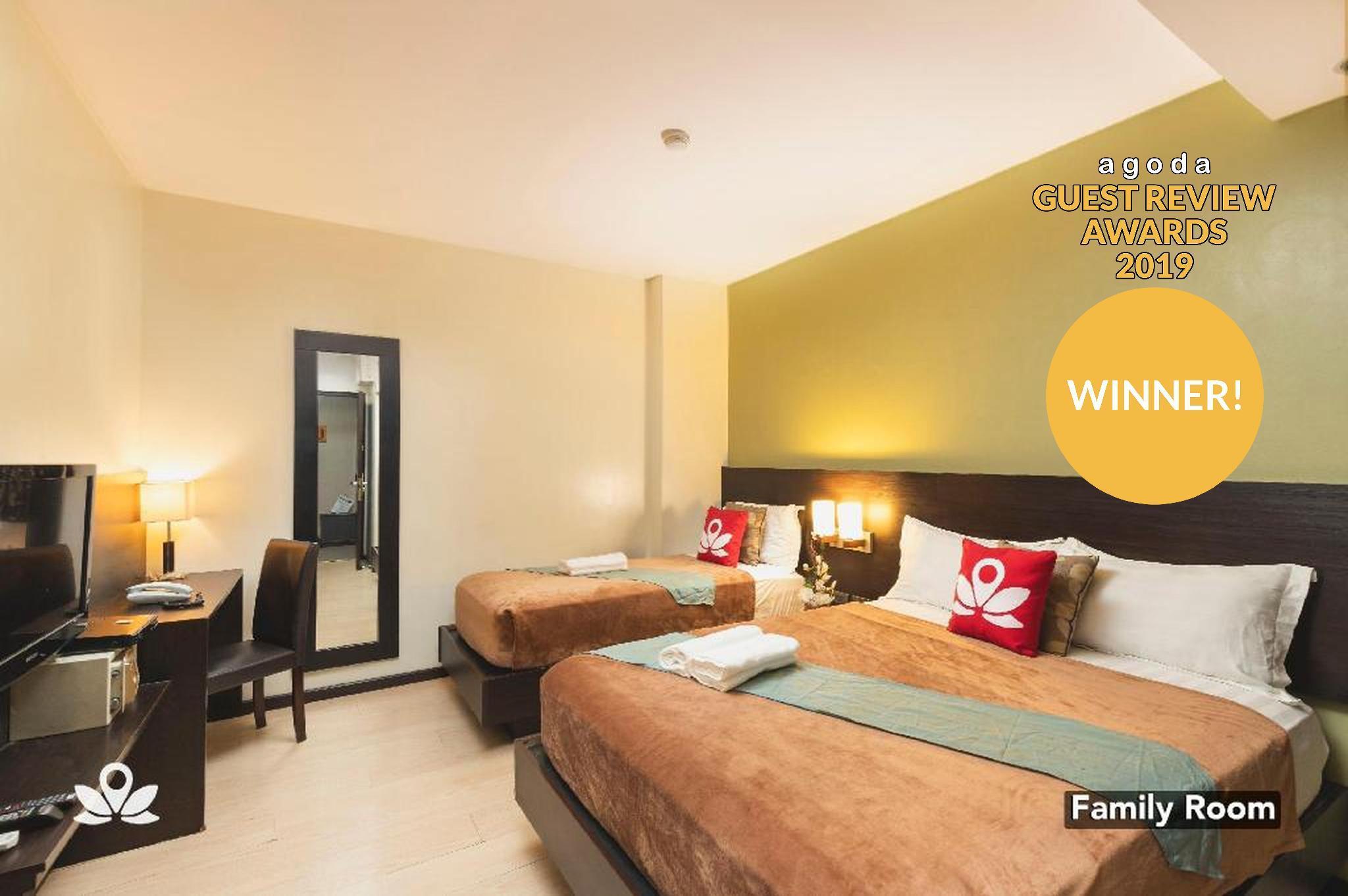 ZEN Rooms Lorenzzo Suites Makati