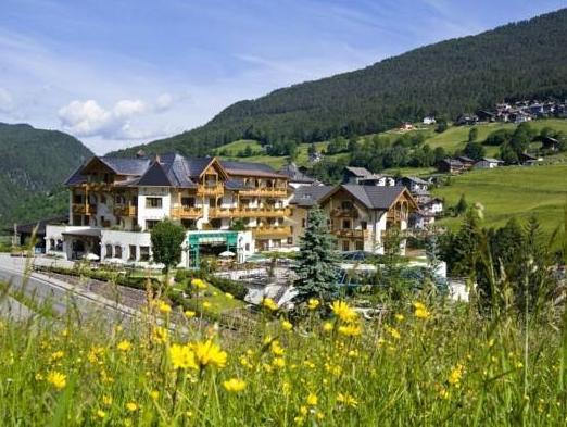 Alpin And Vital Hotel La Perla