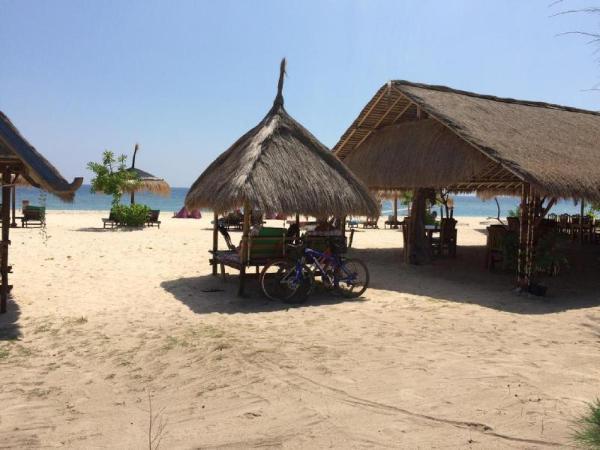 balenta bungalows gili meno Lombok