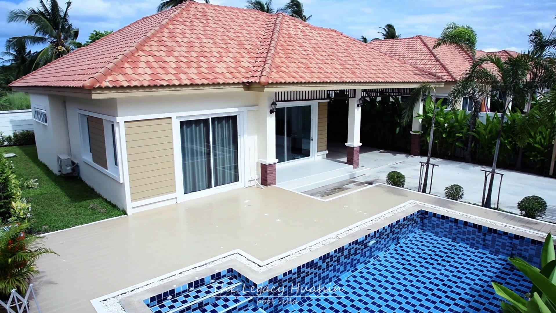 The Legacy Huahin Pool Villa Type D Reviews