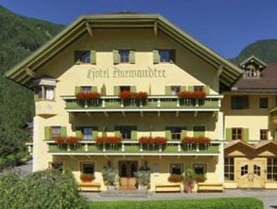 Anewandter Historic Hotel