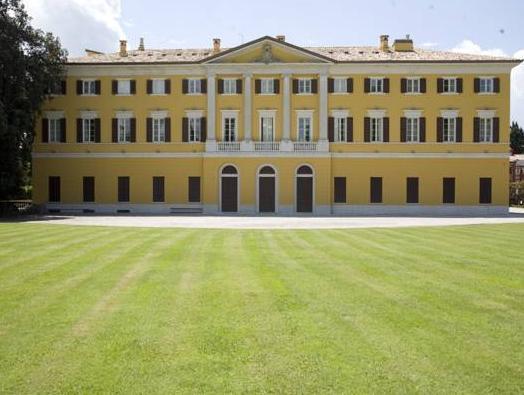 Parco Termale Di Villa Dei Cedri