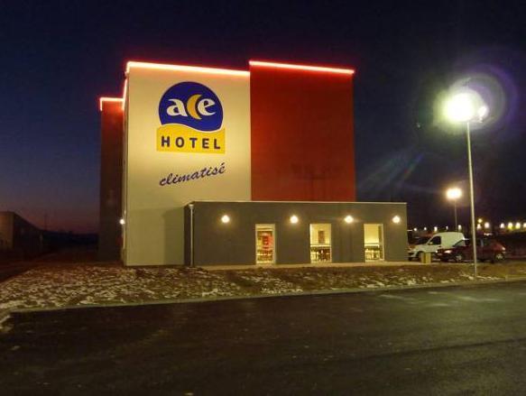 Ace Hotel Roanne