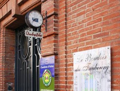 Le Boudoir Du Faubourg