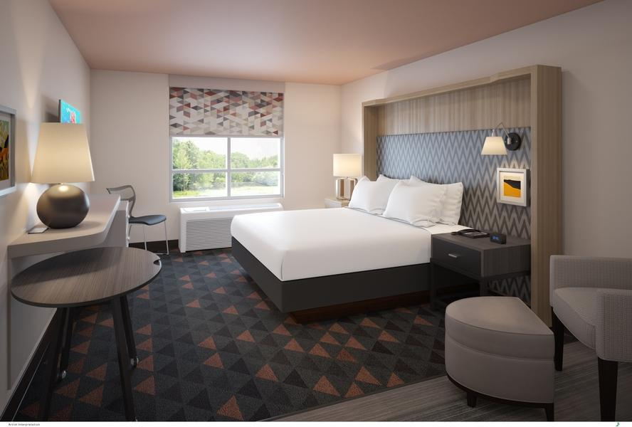 Holiday Inn Hotel And Suites Sioux Falls   Airport