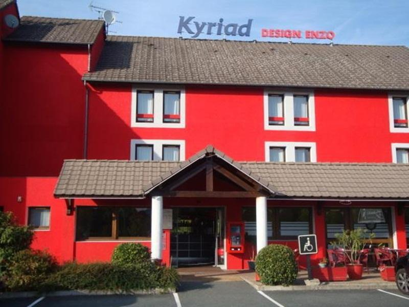 Kyriad Design Enzo Vierzon