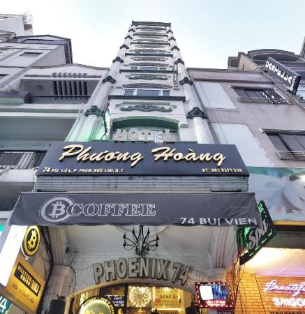 Phoenix 74 Hotel Ho Chi Minh City