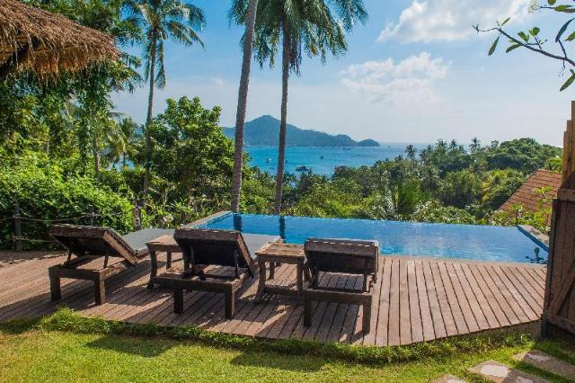 เกาะเต่า ไฮทส์ บูติก วิลลา – Koh Tao Heights Boutique Villa