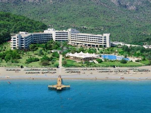 Mirage Park Resort-Ultra All incl. Kemer