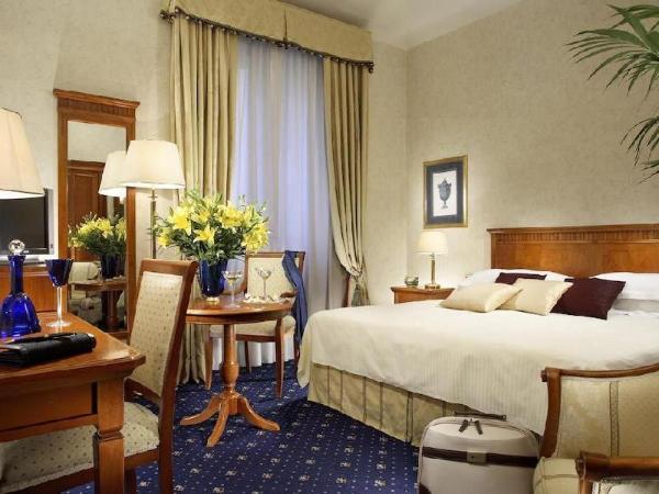 Empire Palace Hotel Rome