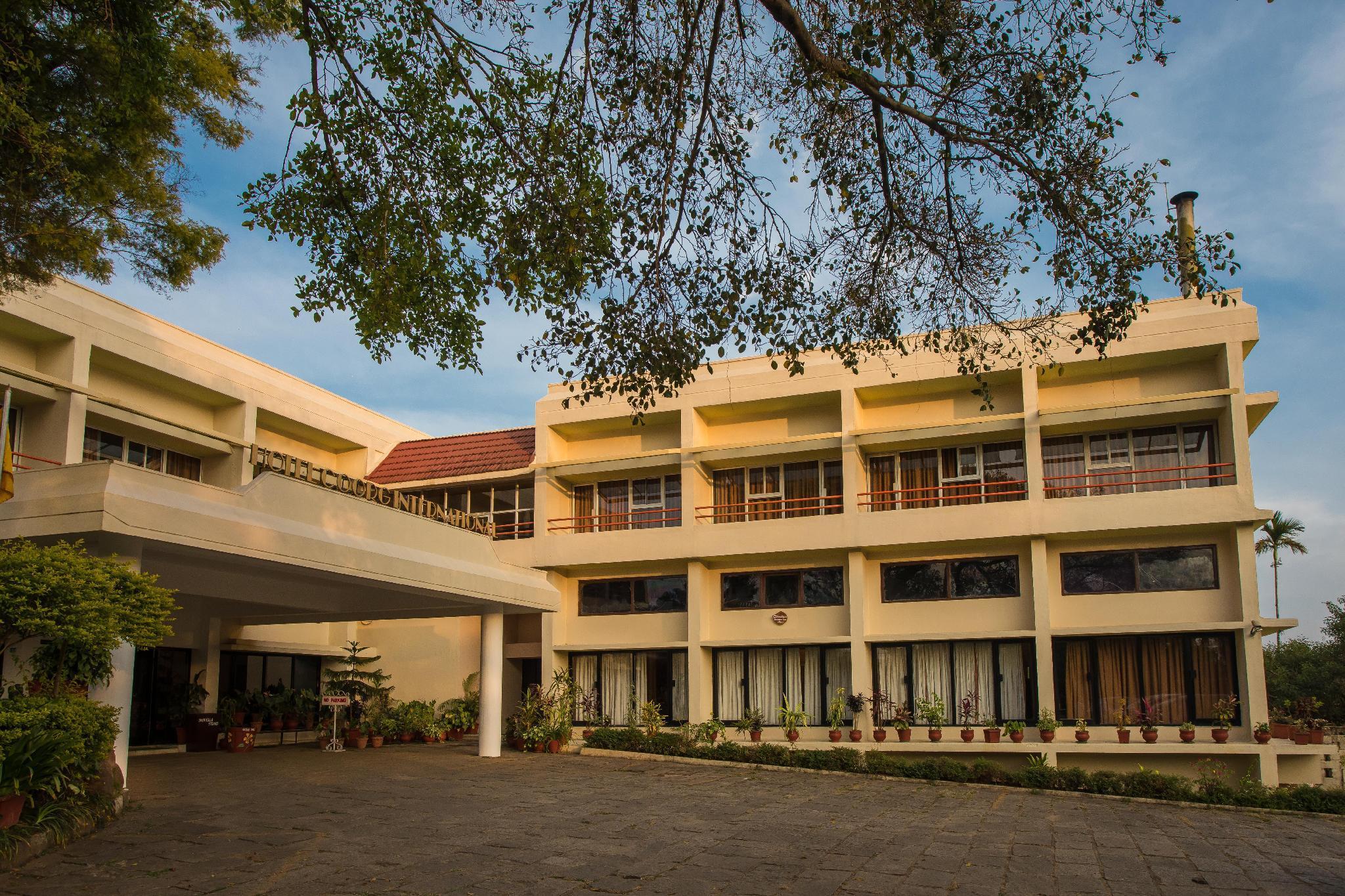 Hotel Coorg International -Mercara