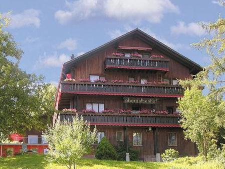 Oberdeisenhof Land  Und Wanderhotel Garni
