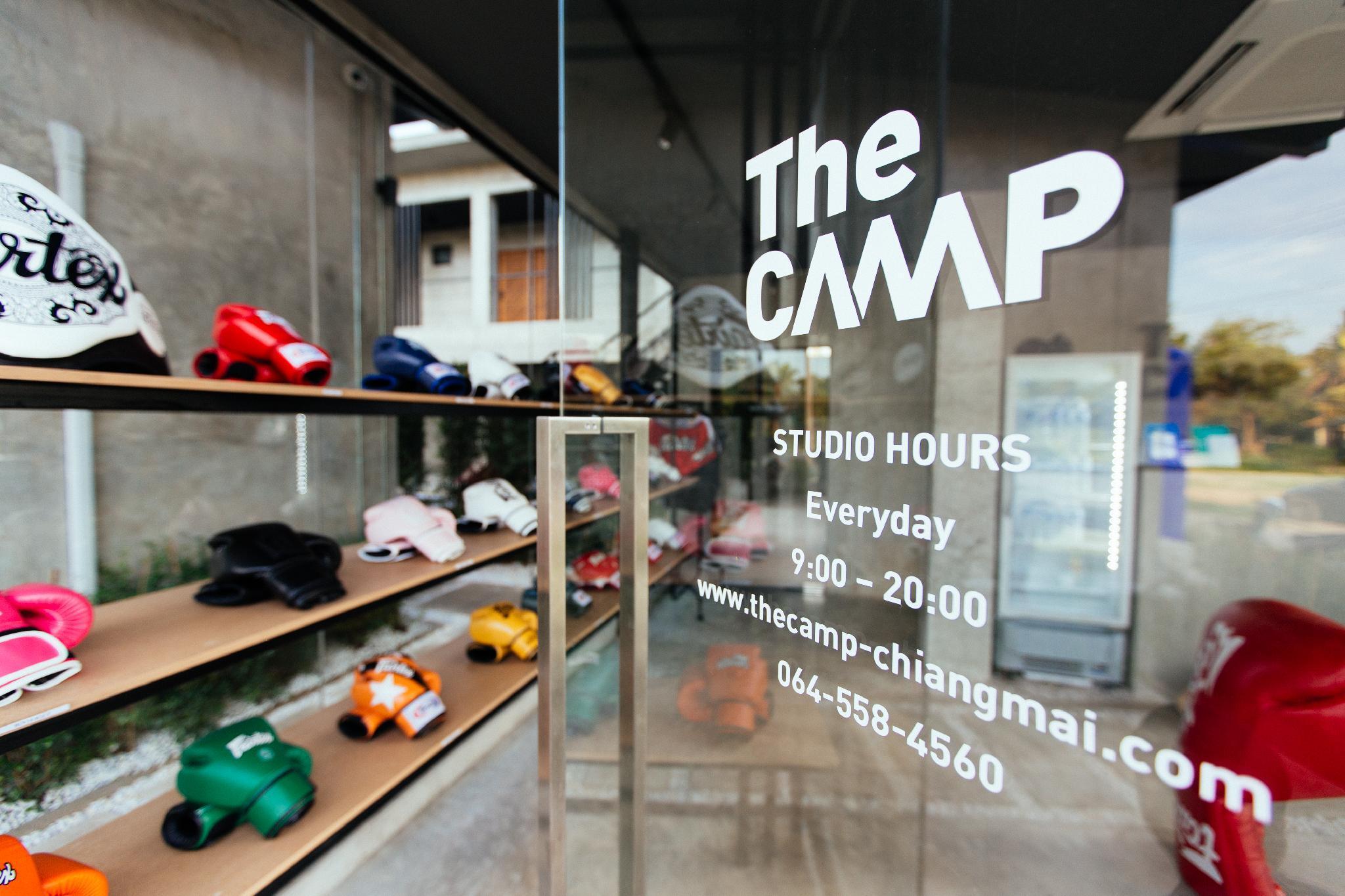 Price The Camp Muay Thai Resort and Academy