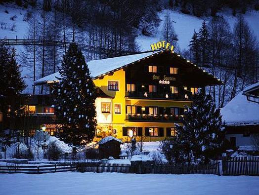 Hotel Garni Sportalm