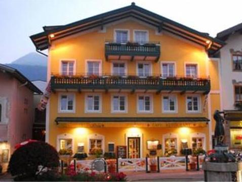 Das Hotel Stern