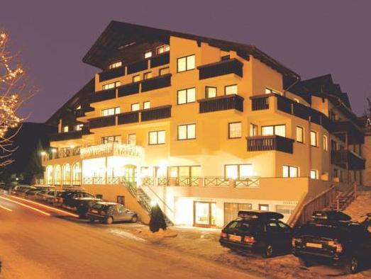 Hotel Alpenruh Micheluzzi
