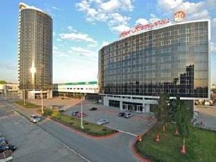 Zhemchuzhina Hotel Perm