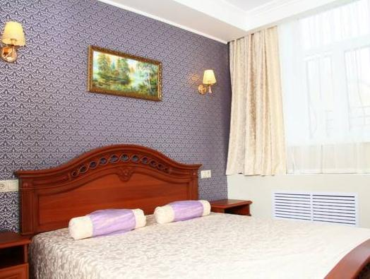 Dukat Hotel On Ibragimova