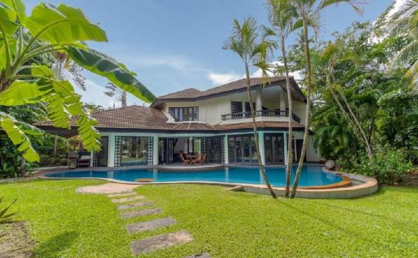 Surin Springs Estate Villa 08 Phuket