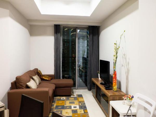 2BR Suite The Mansion Near JIEXPO By Travelio Jakarta