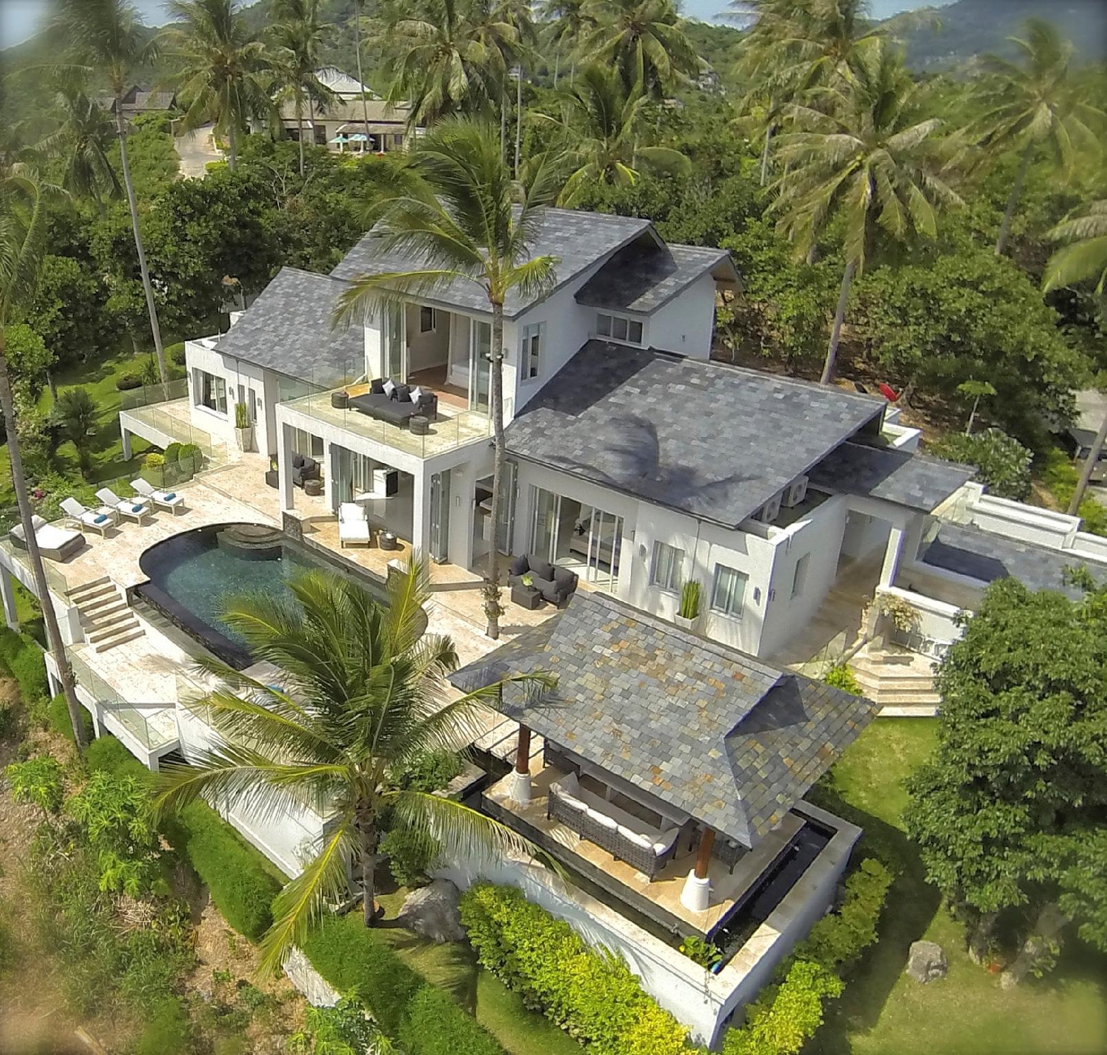Villa Sarasuz- 5 star villa located on Bophut Hill Reviews