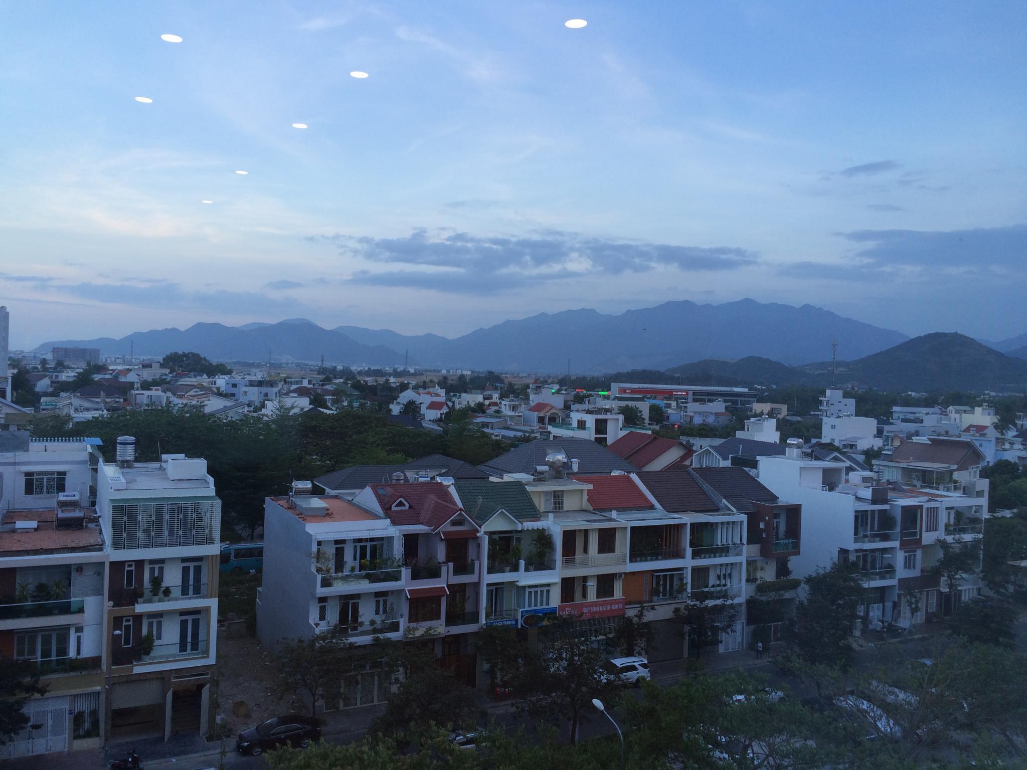 Vinh Diem Trung Apartment