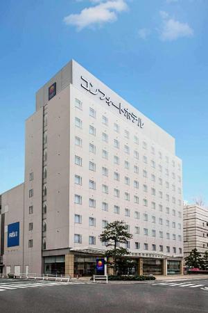 Comfort Hotel Toyokawa Toyohashi